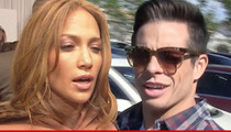 Jennifer Lopez -- Casper Smart's Dog Escapes ... Attacks Neighbor