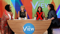 'The View's' Rosie Perez -- Latina Group Blasts Show For Racist And Sexist Remarks