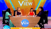 Whoopi Goldberg -- Deal With It 'View' Execs ... I'm Staging Sit-In to Save My Back