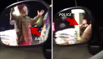 MMA Star Dave Herman -- TASED DURING ARREST (Video)