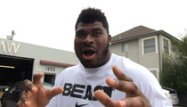 Chargers Star D.J. Fluker -- I Once Ate 65 Chicken Nuggets ... And It Wasn't Enough