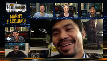 Manny Pacquiao -- I'M RETIRING ... From Singing