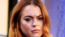Lindsay Lohan Fails Community Service AGAIN ... Jail on the Table