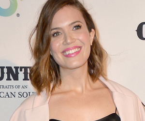 Throwback Thursday: See Mandy Moore As a Toothless Second Grader!