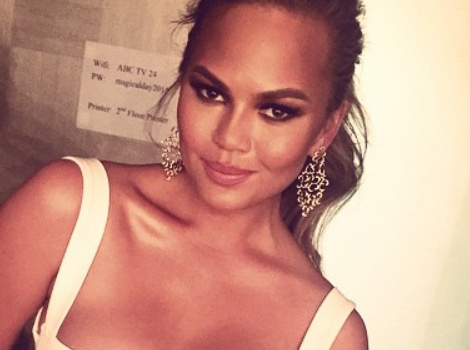 Chrissy, David & Selena -- See This Week's Best Celebrity Selfies!