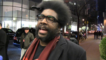 Questlove -- I Celebrated Birthday 44 By Getting Drunk for the First Time Ever!