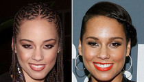 Alicia Keys: Good Genes or Good Docs?!
