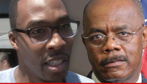 Dwight Howard -- Uncle Is the D.A. ... In Child Abuse Investigation