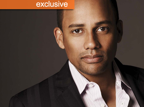"Hill Harper Says ""The Boy Next Door"" Wouldn't Work Without ""Heat"" of Racy Sex…"