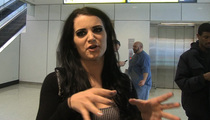 'Total Divas' Star Paige -- I'm a Better Wrestler ... When I'm Menstruating!