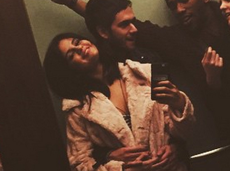 Selena Gomez Cuddles with Zedd In New Instagram Pic