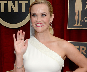 Reese, Ariel, Viola & More -- Stars Wow in White at SAG Awards