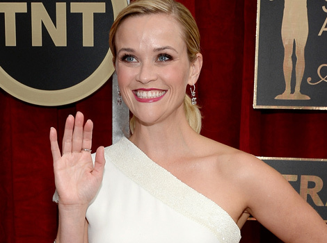 Reese, Ariel, Viola & More -- Stars Wow in White at SAG Awards