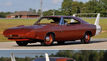 David Spade -- I'm Ridin' Dirty for Six Figures ... Scores Classic Movie Car
