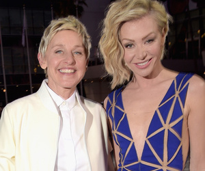 Ellen DeGeneres Shares Sweet, Makeup-Free Photos with Portia de Rossi