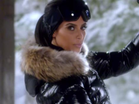Video: Kim Kardashian Mocks Her Selfie Obsession in Super Bowl Ad