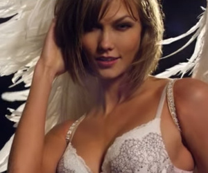 Alessandra, Karlie & Candice Strip Down For Victoria's Secret Super Bowl…