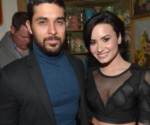 Demi Lovato Shares Rare Pic With Boyfriend Wilmer Valderrama ... In Bed!