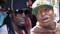 Lil Wayne Sues Birdman's Cash Money -- I Want Out!