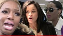 'Real Housewives' NeNe Leakes -- Warns Kenya and Claudia ... Call Me Bipolar and I'll Sue