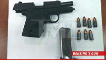 Benzino -- Arrested ... Loaded Guns and Airports Don't Mix