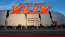 Super Bowl Security -- FBI, Secret Service, Cops ... We're All Working Together
