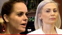 Taryn Manning -- Orange is the New Black for Serial Texter ... 'Cause She's Goin' to Jail