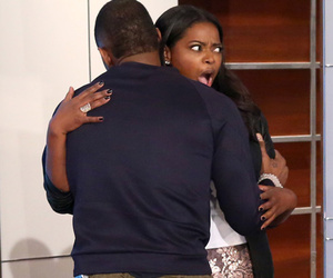 "Usher and Octavia Spencer Play a Naughty Game of ""Heads Up"" on Ellen"