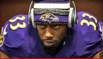 Baltimore Ravens Player -- WANTED MAN ... Arrest Warrant Issued