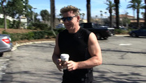 Gordon Ramsay -- GUNS OUT ... In the 'Bu