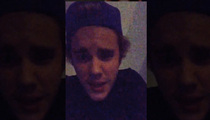 Justin Bieber -- I've Been Covering Up Who I Really Am ... Begs for Mercy