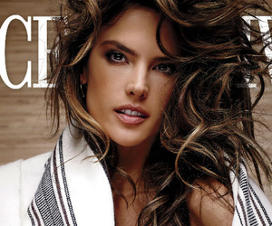 Alessandra Ambrosio Flaunts Famous Bod, Says Victoria's Secret Angels Actually…