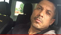 Benzino -- I Don't Fly With a Strap ... It Was an Accident