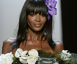 Naomi Campbell, 44, Owns the Runway During Paris Fashion Week