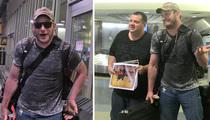 Chris Pratt -- Wait, I'm The Next Indiana Jones ... If You Say So, Sure?