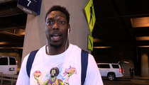 STL Rams' Jared Cook -- I Don't Regret 'Hands Up' ... The People Needed Us