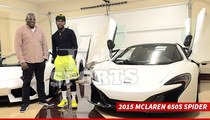 Floyd Mayweather -- Drops $370k On Rare Supercar