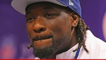LeGarrette Blount -- Weed Charge Dropped ... Completes Comm. Service Ahead of Schedule