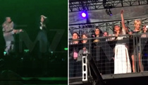 Kim Kardashian at Super Bowl Party -- I Can Dance and Lip Sync Like Britney!