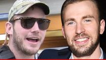 Chris Pratt -- I Lost My Super Bowl Bet ... Get My Star-Lord Costume!!!