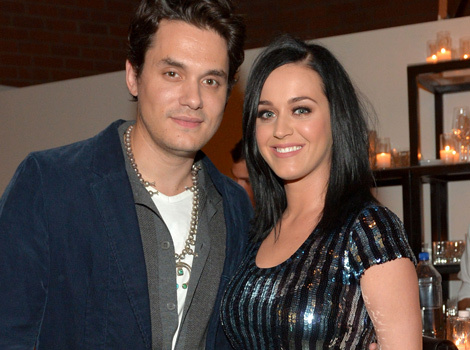 Game On? Katy Perry Parties With John Mayer After Super Bowl Game