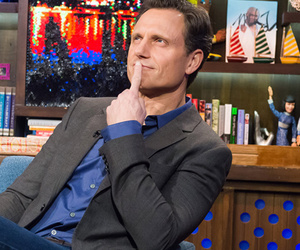 Tony Goldwyn Hooked Up With His Mom's Friend at Age 15?!