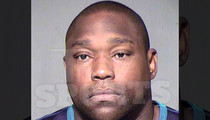 Warren Sapp -- Arrested For Soliciting Prostitute (Update)