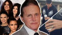 Bruce Jenner -- Behind Every Successful Man Is a Future Woman (TMZ TV)