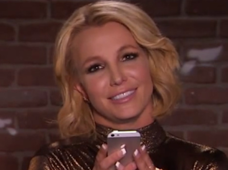 "Britney Spears, Katy Perry, Iggy Azalea & More Music Stars Read ""Mean Tweets"""