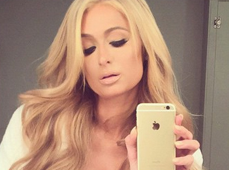 Move Over Kim, Paris Hilton Flaunts Crazy Cleavage In Sexy Selfie!