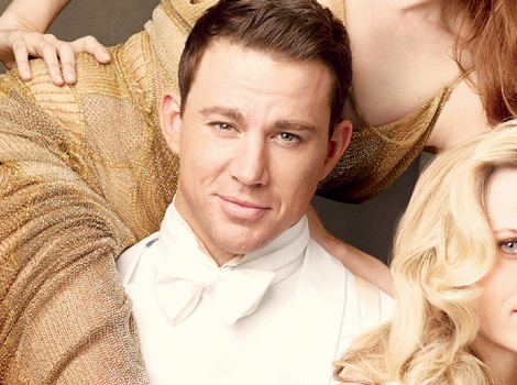 Controversy Returns for Vanity Fair as Channing, Reese & Amy Cover Hollywood Issue