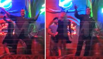 Eric Stonestreet -- Feels Like a Woman ... At Gay Bar (VIDEO)