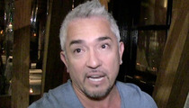Cesar Millan -- Sued Over Pit Bull Attack ... Dog Didn't Make Grade in School