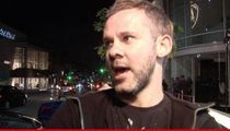 Dominic Monaghan -- Keep This Crazy Chick Away from Me!